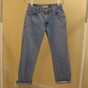 Vintage Levi Straight 505 Jeans